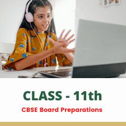 CBSE Class 11th
