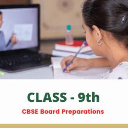 CBSE Class 9th
