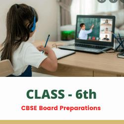 CBSE Class 6th
