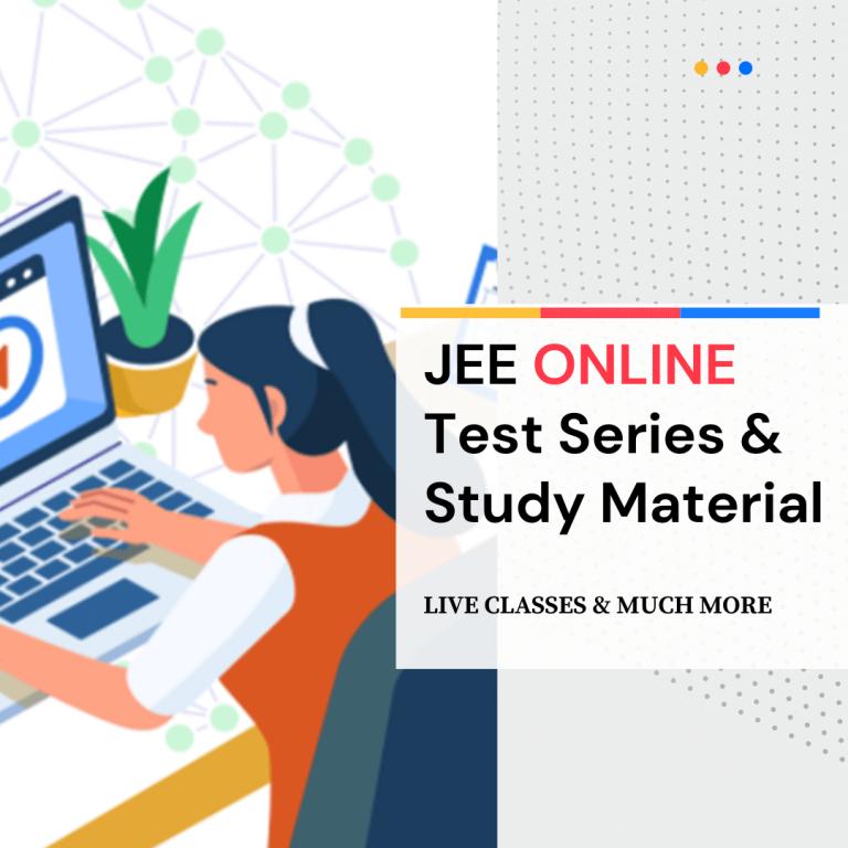 JEE Online Test Series